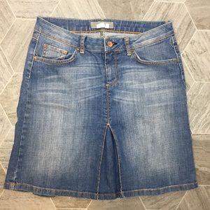 Zara Woman Jean Skirt | 8